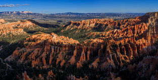 Amazing scenic view of the hoodoos. Bryce Canyon National Park, Stock Images