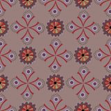 Amazing seamless pattern. Stock Photography