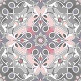 Amazing seamless pattern Stock Image