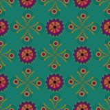 Seamless pattern. Royalty Free Stock Image