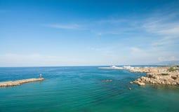 Amazing seascape Royalty Free Stock Images