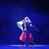 Amazing secret-Golem like Resurrection-the Austria's world Dance Royalty Free Stock Images