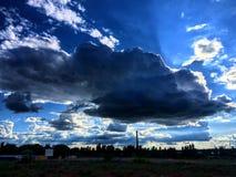 Amazing. Sky in Mykolaiv, Ukraine Stock Photos