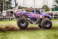 Amazing Slingshot driven by Alan Vaughan Royalty Free Stock Photos
