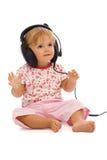 Amazing sounds Stock Image