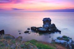 Amazing stone island Stock Image
