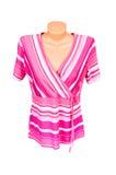 Amazing striped dress. Stock Photography