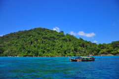 Amazing Surin Island,Thailand Stock Images