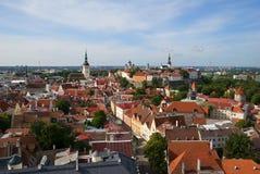 Amazing Tallinn Royalty Free Stock Photography