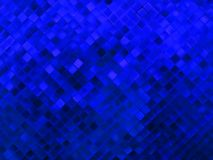 Amazing template design on blue glittering. EPS 8 Stock Image