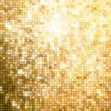 Amazing template design on goldEPS 10 Stock Photos