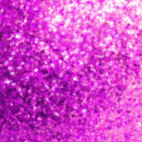 Amazing template on purple glittering. EPS 8 Stock Photography