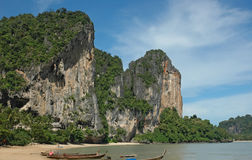 Amazing Thailand! Krabi province. Stock Photos