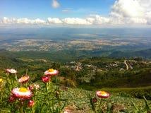 Amazing Thailand. Phu Tabburk viewpoint Royalty Free Stock Image