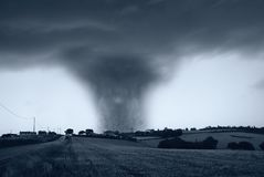 Amazing twister Stock Photography