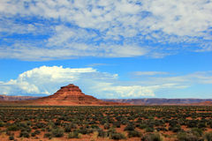 Amazing Utah desert Royalty Free Stock Images
