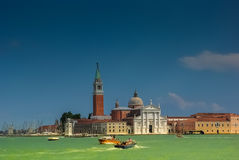 Amazing Venice, summer time, Italy Royalty Free Stock Image