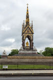Amazing view of The Albert Memorial, London Stock Photo