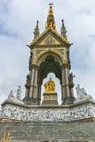 Amazing view of The Albert Memorial, London Stock Photography