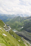 Amazing view of Alps Royalty Free Stock Photos