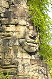 Amazing view in banteay chhmar temple located in banteay meanchey province cambodia royalty free stock photo