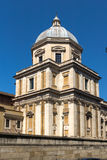 Amazing view of Basilica Papale di Santa Maria Maggiore in Rome, Italy. ROME, ITALY - JUNE 22, 2017: Amazing view of Basilica Papale di Santa Maria Maggiore in Royalty Free Stock Photo