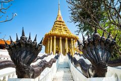 Amazing view of beautiful The Footprint of the Lord Buddha, Sara Royalty Free Stock Image