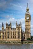 Amazing view of  Big Ben, London, United Kingdom Royalty Free Stock Images
