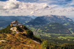 Free Amazing View From Kehlsteinhaus In Austria Royalty Free Stock Photos - 157022748