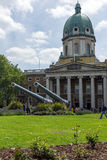 Amazing view of Imperial War Museum, London, England, United Kingdom Royalty Free Stock Photos