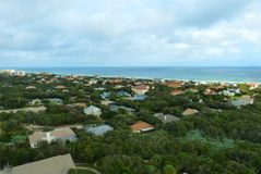 Amazing view from lighthouse, Fl Stock Images