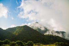 Amazing view mountain Royalty Free Stock Photo