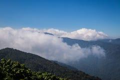 Amazing view mountain Royalty Free Stock Image