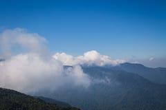 Amazing view mountain Stock Photography