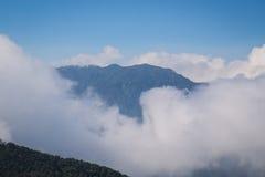 Amazing view mountain Stock Image