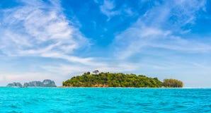 Amazing View Of Bamboo Island. Location: Near Phi Phi Island, Kr Royalty Free Stock Photos
