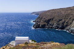 Amazing view in Sifnos island, Cyclades, Greece Stock Photo