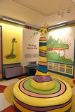 Spriengfield massachusetts usa dr seuss museum. The Amazing World of Dr .Seuss Museum is one of the great attraction for visitors of Springfield , Massachusetts stock photo