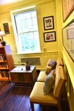 Spriengfield massachusetts usa dr seuss museum. The Amazing World of Dr .Seuss Museum is one of the great attraction for visitors of Springfield , Massachusetts stock photos
