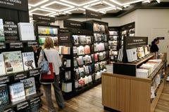 Amazon Books store Stock Images