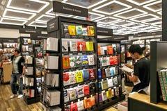 Amazon Books store Stock Photos