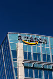Amazon Building Royalty Free Stock Photo