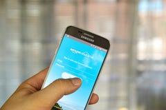 Amazon Cloud Drive app Royalty Free Stock Photos
