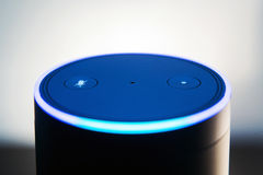 Free Amazon Echo Voice Recognition Stock Photos - 85366843