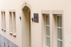 Amazon european headquarters in Luxembourg royalty free stock photos