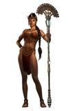 Amazon femminile CA, 3d CG royalty illustrazione gratis