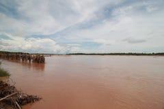 amazon flod Arkivbilder