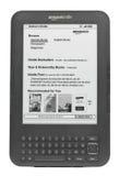 Amazon Kindle 3 Royalty Free Stock Image