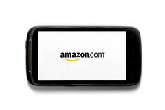 Amazon phone Royalty Free Stock Images