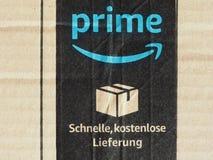 Free Amazon Prime Label Royalty Free Stock Photos - 107549178